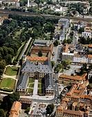Fulda Castle, Germany, Hesse, Fulda
