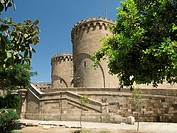 Bab Al Azab, Citadel, El Cairo, Egipto