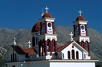 Kares orthodox church, Greece, Creta