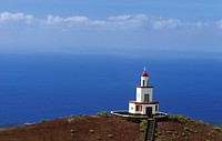 Belltower without a church, Virgin de Candelaria, Canary Islands, Canary, El Hierro