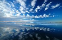 Antarctic dream landscape, Antarctica, Southern Ocean