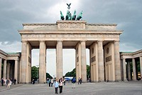 Brandenburger Tor, Germany, Berlin