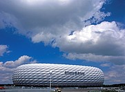 Allianz Arena, Munich, Bavaria, Germany