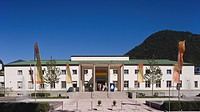 Austria, Salzkammergut, Bad Ischl, Pump room