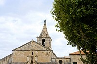 Church in Arles, Provence-Alpes-Cote d'Azur, France (thumbnail)