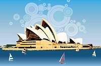Australia, Sydney, Sydney Opera House, Capital Cities, UNESCO, World Cultural Heritage