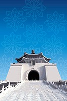 China, Taiwan, Taipei, Chiang Kai_Shek Memorial Hall, Capital Cities