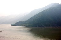 China, Yangtze River, Three Gorges, Qutang Gorge, Fengjie