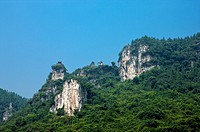 China, Yangtze River, Three Gorges, Xiling Gorge, The Shadow_Play Gorge