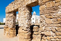 Cadiz Roman Theater. Andalucia. Spain.