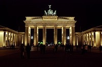 Brandenburg Gate, Germany, Berlin