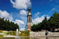 Hamburg Michel, Germany, Hamburg