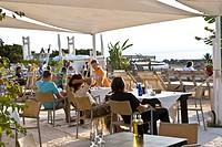 Restaurant Cap des Falco, Ibiza, Baleares, Spain