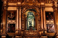 Black Madonna, monastery Lluc, Majorca, Spain, Europe