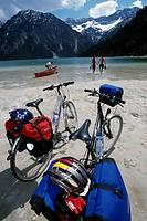 Koenig Ludwig-Tour, Lake Plansee, Tyrol, Austria