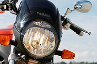 Headlights, Yamaha Bulldog 1100 BT