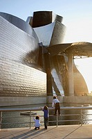 Guggenheim Museum, Bilbao, Basque Country, Spain