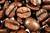 Espresso coffee beans, Arabica flavour