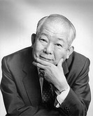 Masatoshi Koshiba b.1926, Japanese physicist. Koshiba constructed an underground detector in a zinc mine in Japan in the 1980s, based on Raymond Davis...