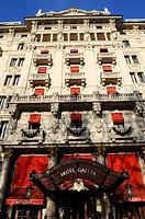 Hotel Gallia, Le Méridien, Piazza Duca d´Aosta, Milan, Lombardy, Italy