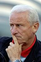 Coach Giovanni TRAPATTONI