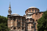Chora Church, Kariye Camii, Edirnekapi District, Istanbul, Turkey, Europe, Asia