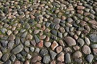 Cobblestones, Tallinn, Estonia, Baltic States