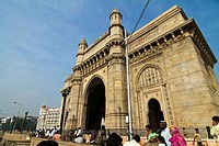 The Gateway of India is one of the major monuments in the city, located in the Apollo Bunder area in South Mumbai, and was built to commemorate the vi...