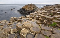 Giant´s Causeway. Moyle, County Antrim, Northern Ireland, United Kingdom, Europe