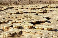 Volcanic formations Dallol , danakil, ethiopia