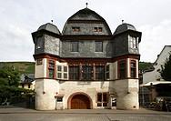 palazzo gotico, zell, valle della mosella, renania_palatinato, germania, europa
