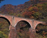 Usui bridge, Annaka, Gumma Prefecture, Japan