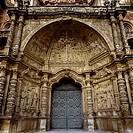 Cathedral, Astorga, Maragateria, Leon province, Castilla-Leon, Spain