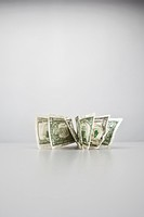 US paper money