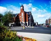 Streetscape, Christchurch Square, Dublin, Ireland