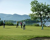Killarney Golf Club, Killarney, Co Kerry, Ireland, Golfers