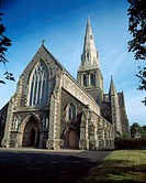 St. Aidan´s Cathedral, Enniscorthy, Co Wexford, Ireland, Cathedral built in 1843 and restored 1994