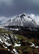 Mountain and landscape, Ireland