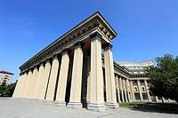 Novosibirsk opera house