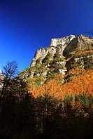 Autumn in Ordesa and Monte Perdido National Park