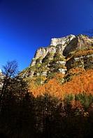 Autumn in Ordesa and Monte Perdido National Park