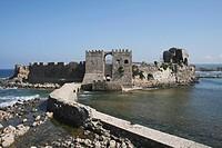 Methoni, Peloponnese, Greece, Europe