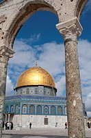 Dome of the Rock, Jerusalem, Israel, Middle East