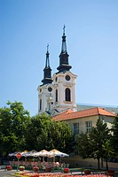 The Orthodox Cathedral in Sremski Karlovci, Serbia, Europe