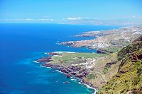 Spain _ Canary Islands _ Tenerife _ Isla Baja Region
