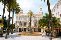 Spain _ Canary Islands _ Gran Canaria _ Las Palmas de Gran Canaria _ Triana District _ Gabinete Literario
