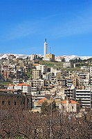 Bekaa valey, Lebanon