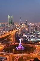 Pearl Roundabout, Manama, Bahrain