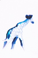 Giraffe Figurine (thumbnail)