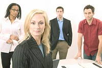 Business People Looking At You (thumbnail)